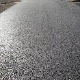 Completed Tarmac Works