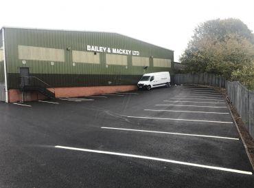Bailey & Mackey LTD, Birmingham- Car Park Works