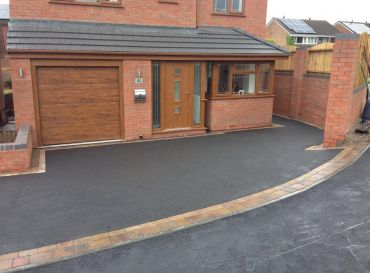 Hednesford- New Driveway Works