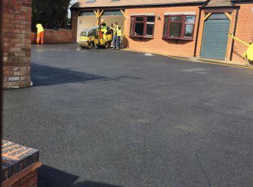 Chorley- Driveway Works