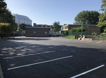 Nelson Primary School, Birmingham- New Car Park