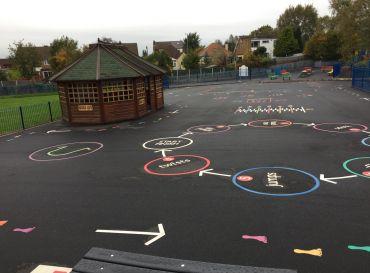 New Invention Juniors- Playground Works