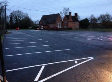 St Mary's Catholic Primary School, Brewood- New Carpark Works