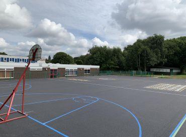 Meridale Primary School- Playground Works