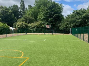 St Giles Primary School - MUGA Works