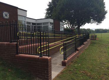 St Teresa's Primary School, Wolverhampton- Access Ramp